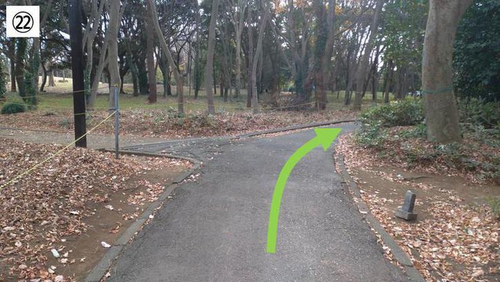 代々木公園クロカン22