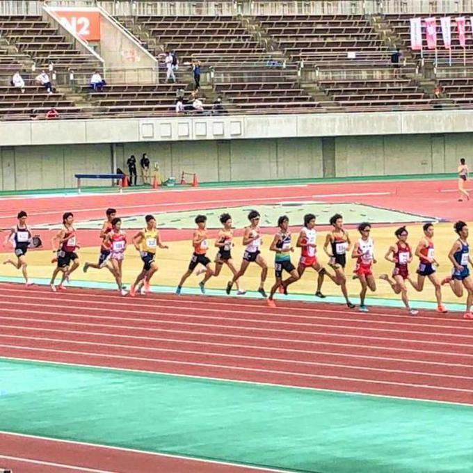東日本実業団1500m 3'46